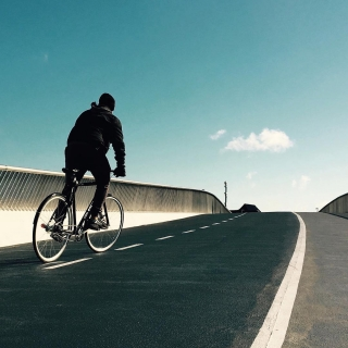 Copenhagen: 350km cycle paths and lanes