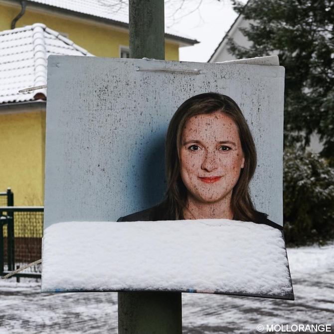 the forgotten candidate ( von der SchneePD )